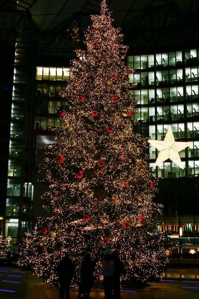 There will be a tree-lighting event Dec. 4 at Veterans Memorial Park in Shelton.