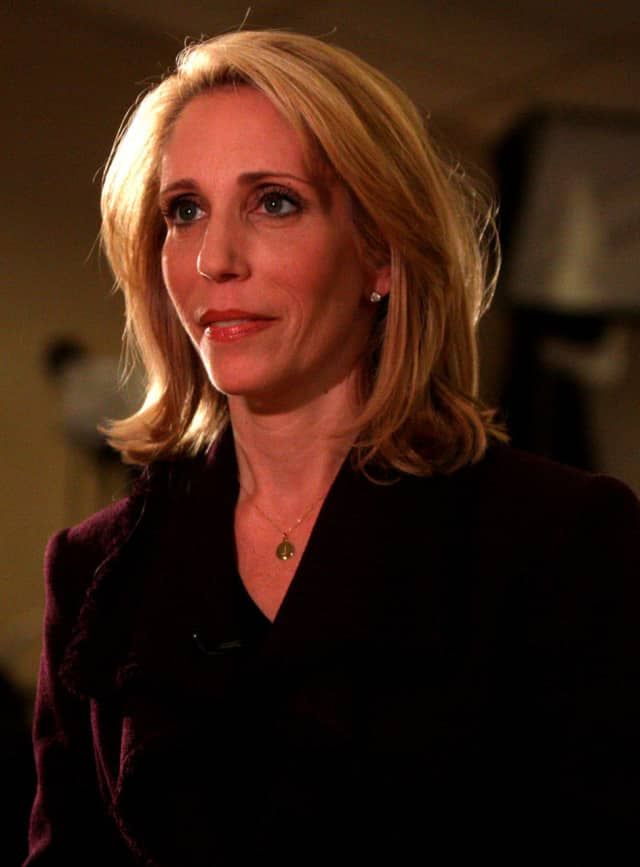 Montvale native and journalist Dana Bash turns 45 today.