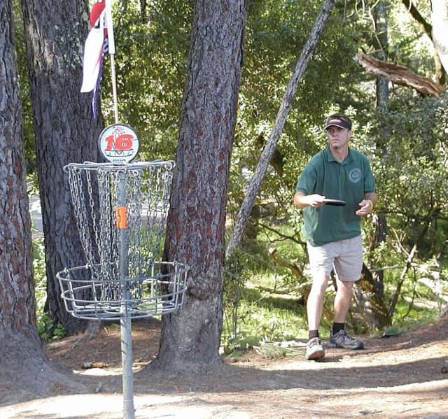 A new disc golf course is set to open next week at Wilcox Memorial Park.