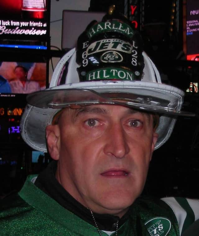 "East Rutherford native Edwin ""Fireman Ed"" Anzalone turned 56 Saturday."