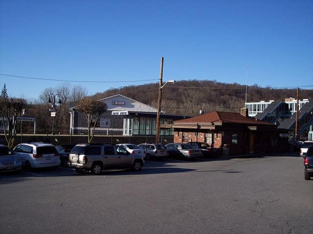 There is a shortage of spaces at the Metro-North train station parking lots in Hawthorne and Valhalla.