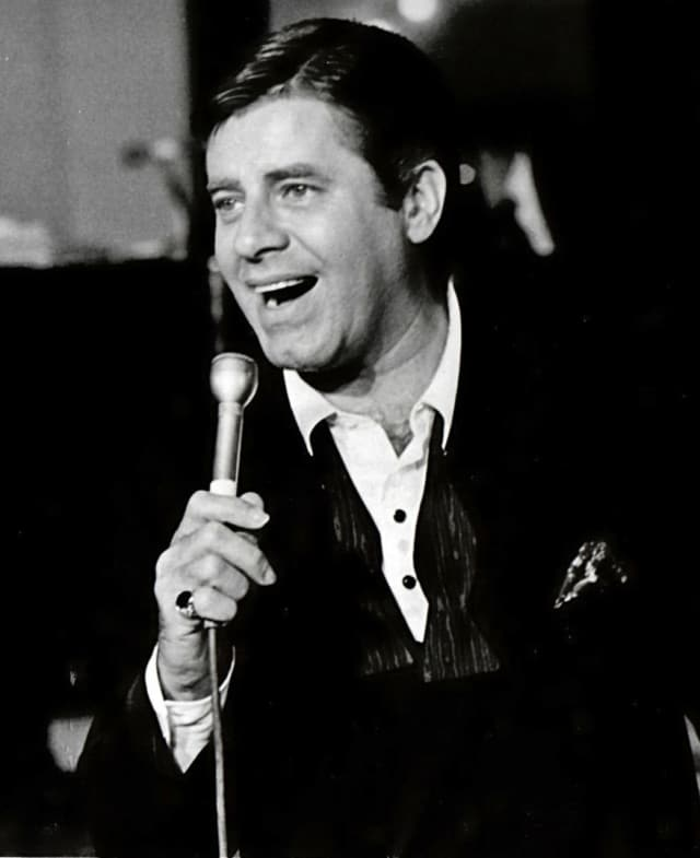 Jerry Lewis of New Jersey.