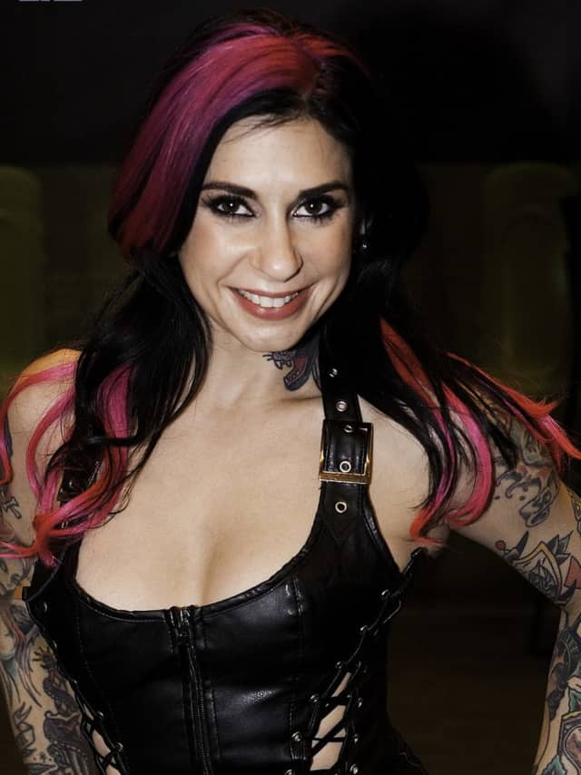 Joanna Angel graduated from River Dell High School.