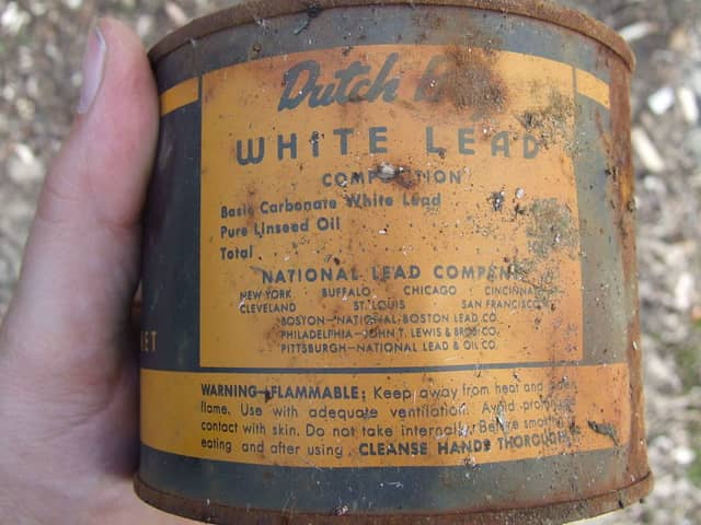 A New Jersey law requires inspection of rental dwellings for lead paint.