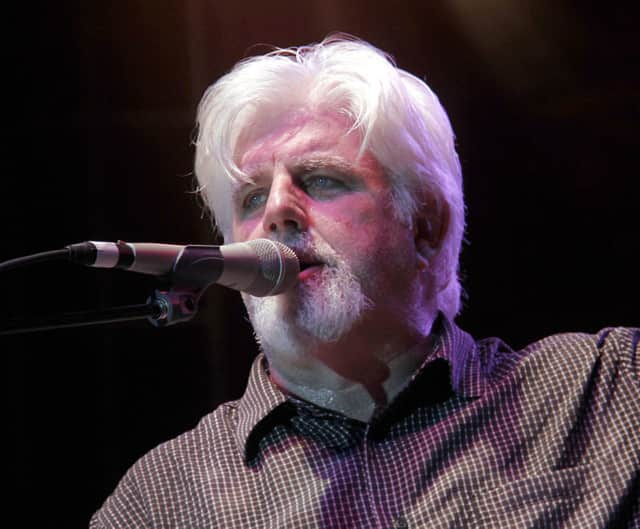 Michael McDonald is performing at the Paramount Saturday.