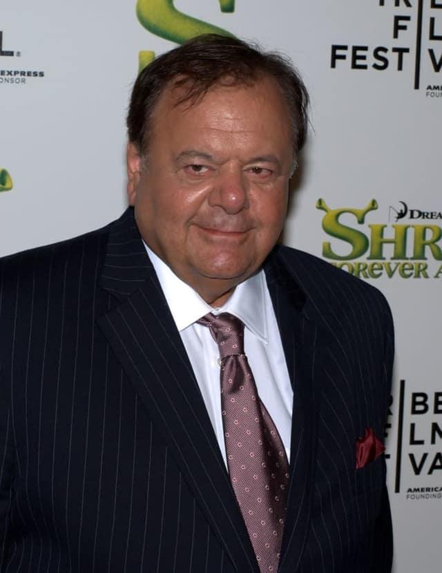 Paul Sorvino of Tenafly.