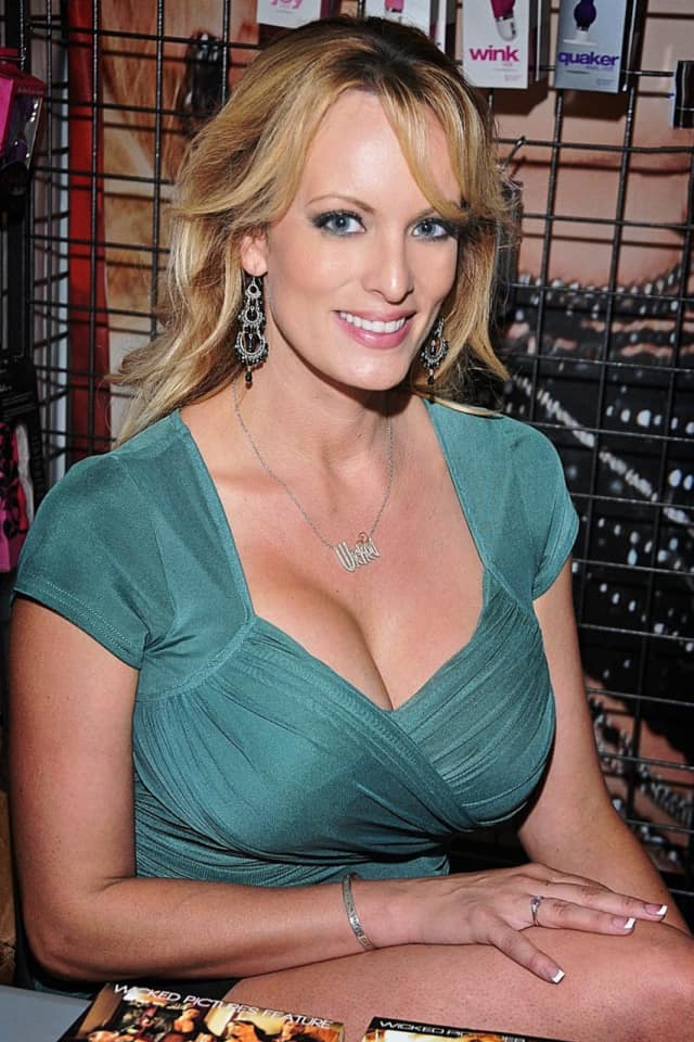 Stormy Daniels will be performing at Lace in Wayne.