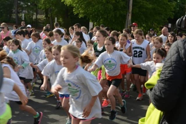 The Community Scholarship Fund of Pleasantville's 5K and 1-mile fun run takes place May 14.