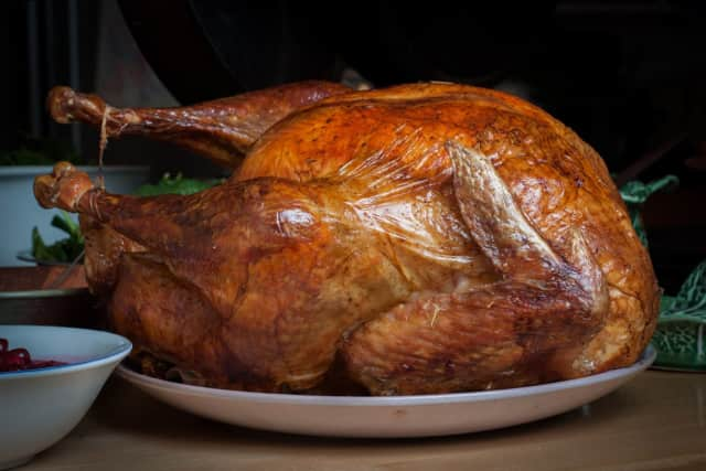 Ninety people in 26 states have become sickened in an ongoing outbreak of Salmonella linked to raw turkey products, according to health officials.
