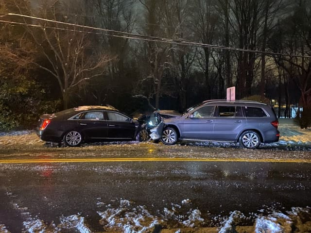 A reckless driver in Ramapo led to a head-on collision after he attempted to make an illegal pass.