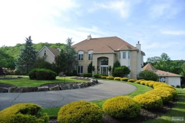 This home, located at 850 Westbrook Road in West Milford, is listed for sale for $2.3 million.
