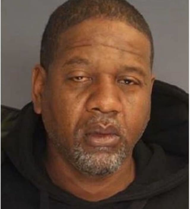 Kevin Mizell, 47, is wanted on charges of aggravated assault and unlawful weapon possession, authorities in Newark said.