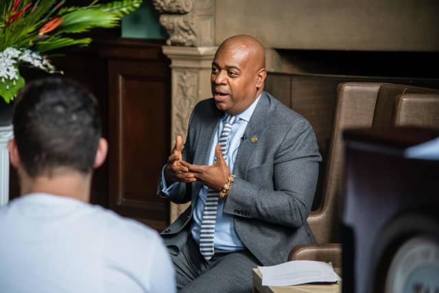Mayor Ras J. Baraka