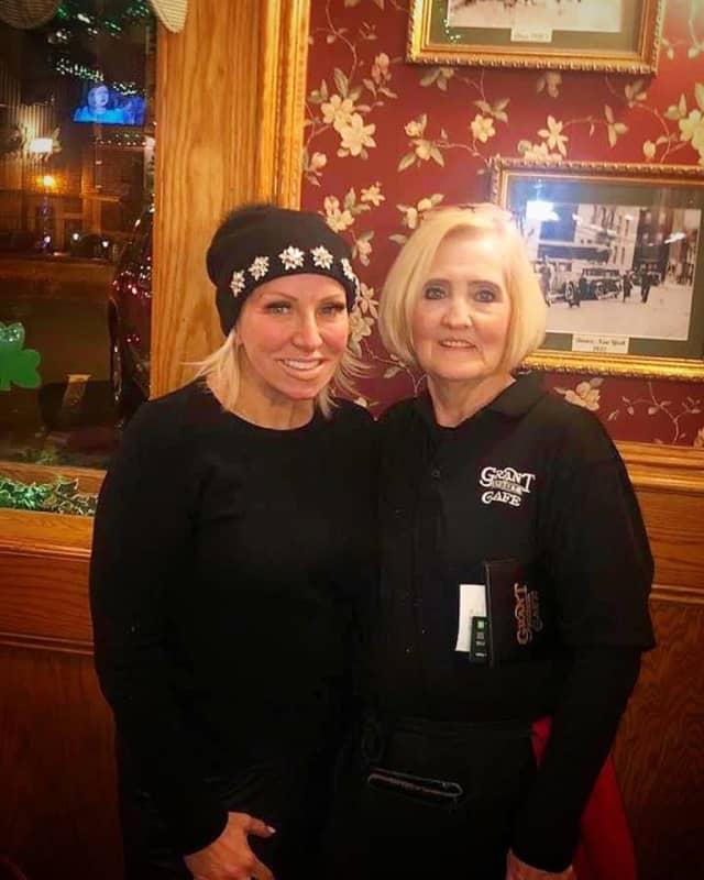 Margaret Josephs stopped by Grant Street Cafe in Dumont.