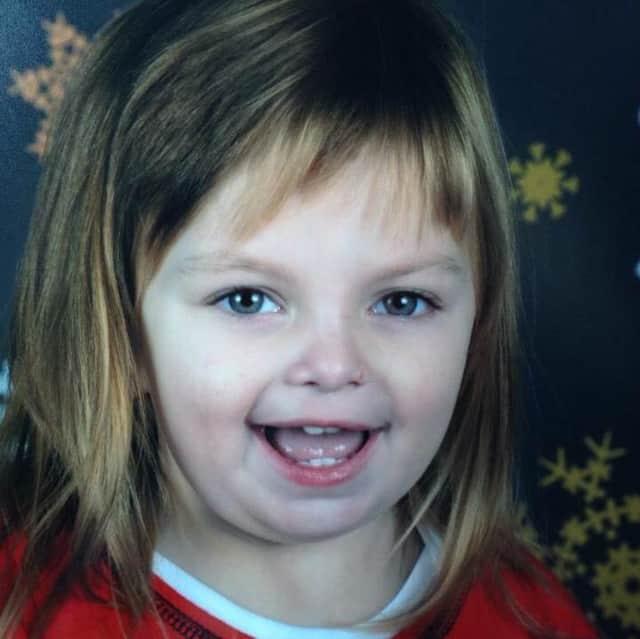 Emma Weidener, 4, of Wyckoff.