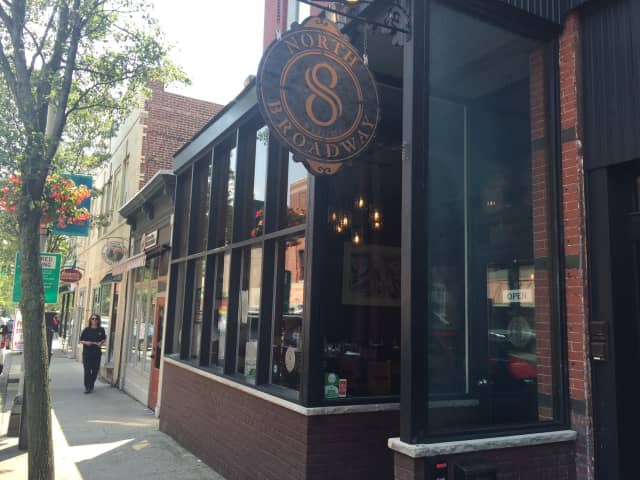 8 North Broadway in Nyack is one of 22 Rockland restaurants participating in Hudson Valley Restaurant Week.