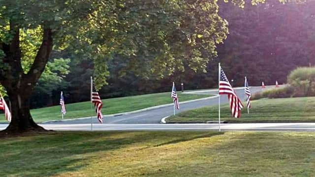 The Town of Redding will hold its 9/11 remembrance on Sunday.