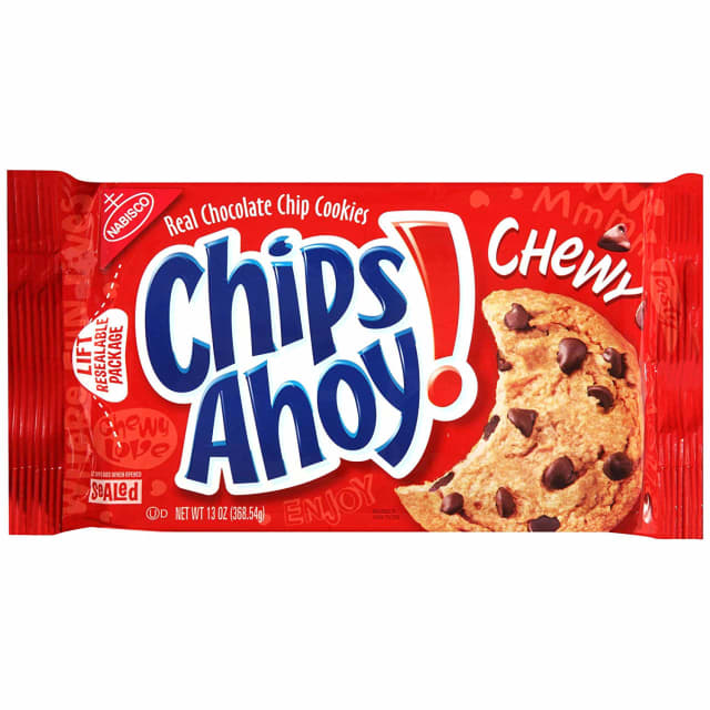 Chewy Chips Ahoy! products have been recalled after some consumers had adverse reactions.