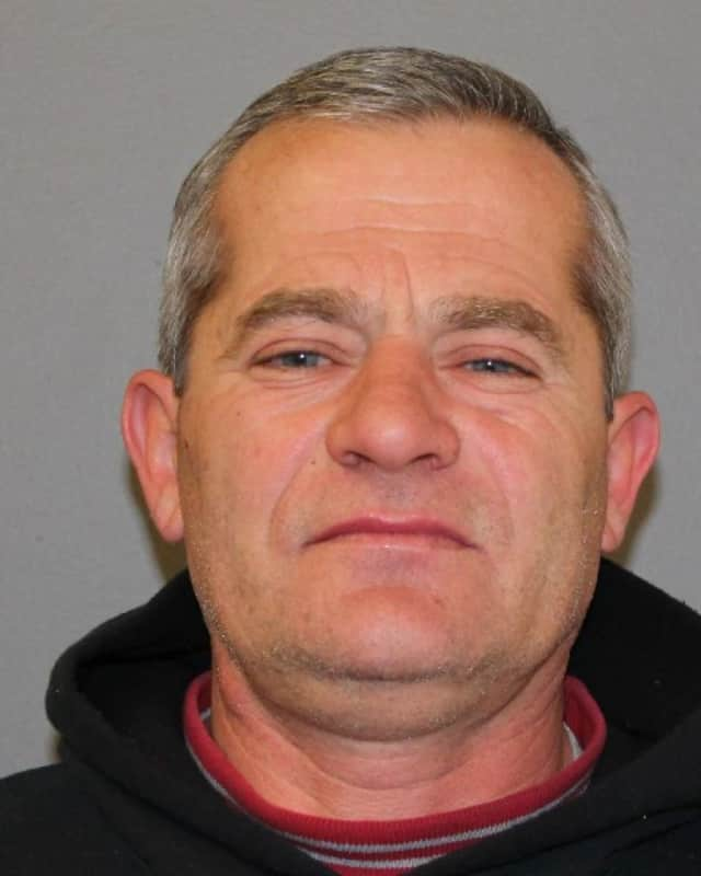 Gjergj Logu-Cupi of Shelton has been charged with the murder of a Queens man that stemmed from a traffic dispute over a double-parked car in 2011.