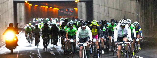 Ramapo residents can expect thousands of bicycle riders during the Gran Fondo race on Sunday.