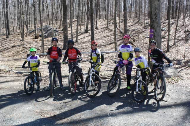 Youth mountain biking teams are forming across Fairfield County.