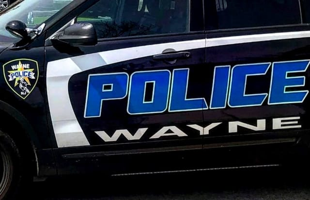 Anyone who can help identify those responsible for the spray-painted swastika is asked to contact the Wayne PD Special Operations Unit: (973) 633-3550.