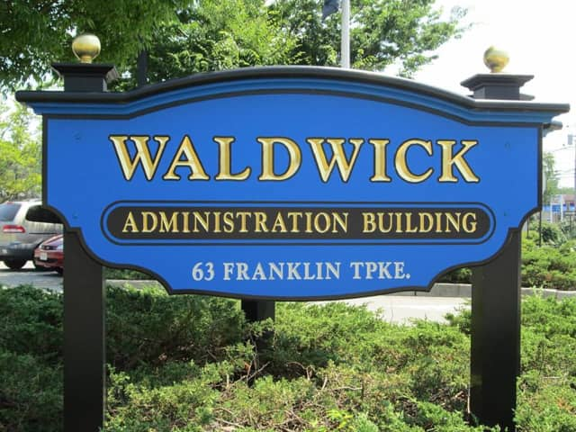 The Wall of Heroes is to be dedicated at the borough of Waldwick's Administration Building on Tuesday, Nov. 1.