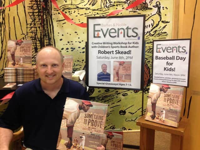 Wyckoff author Robert Skead will discuss his stories Nov. 19.