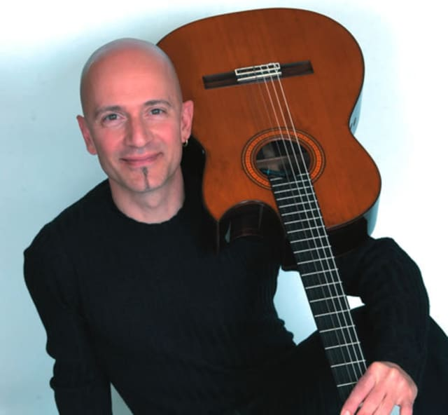 Mark Sganga of Oakland will be performing in a concert series at the Presbyterian Church of New Jersey.