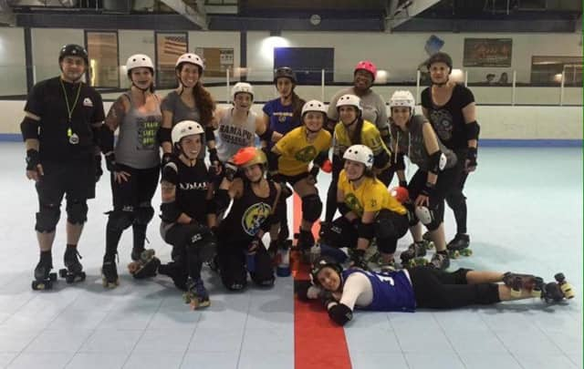 A Bloomingdale fundraiser will support New Jersey Roller Derby.