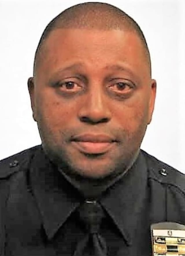 Newark Police Officer Michael Conners