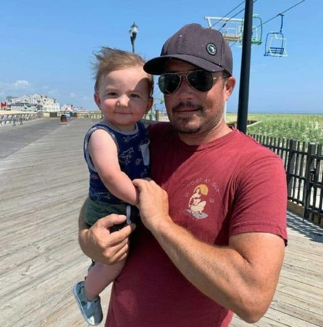 """Morris County native and beloved uncle Robert """"Bobby"""" M. Kelly Jr. died at Community Medical Center in Toms River Feb. 28 at the age of 37."""