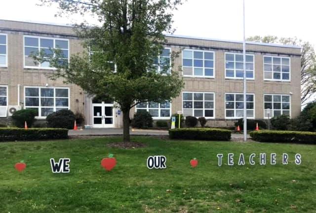 Washington School, Wyckoff