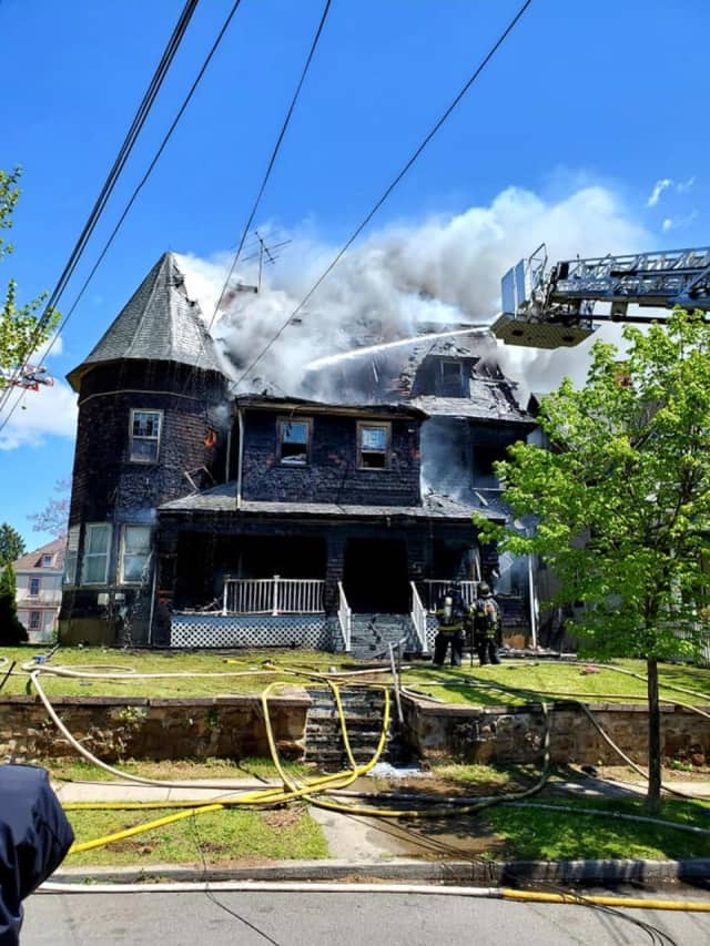 Authorities are seeking more information on a Somerset County house fire.