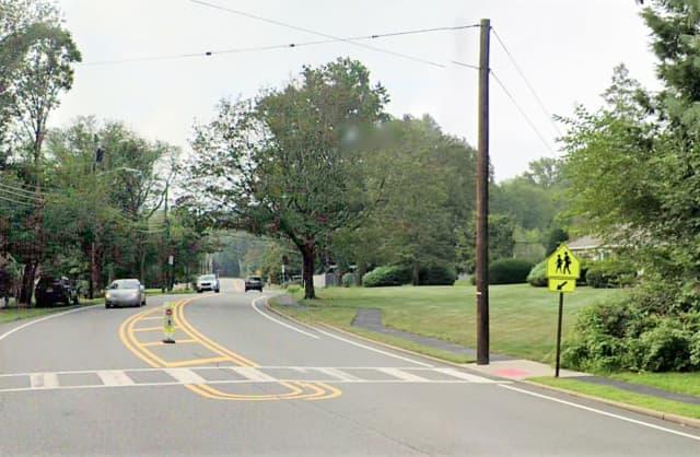 Newton Road and Wyckoff Avenue, Wyckoff