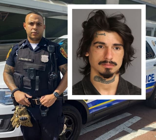 NJ Transit officer Peña-Perez identified Sergio Hernandez on the street a day after seeing footage of him beating a bus driver.