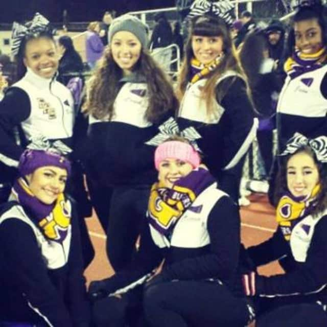Bogota Bucs Cheerleaders will be rooting for a cure on Feb. 6.