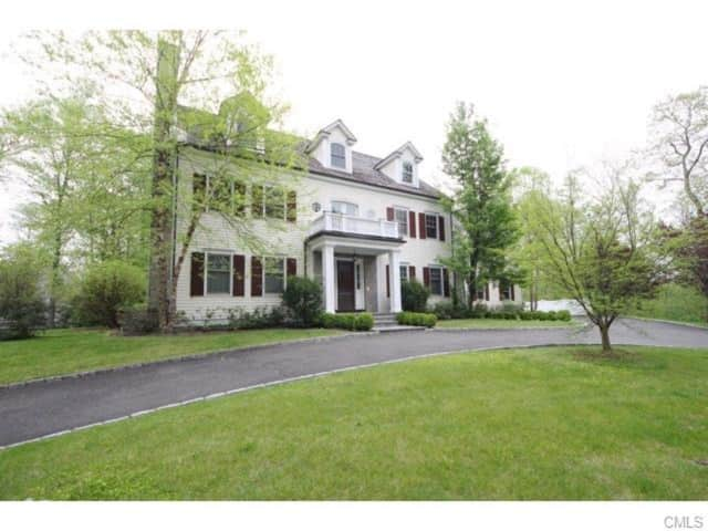 215 Spring Water Lane, New Canaan, CT 06840