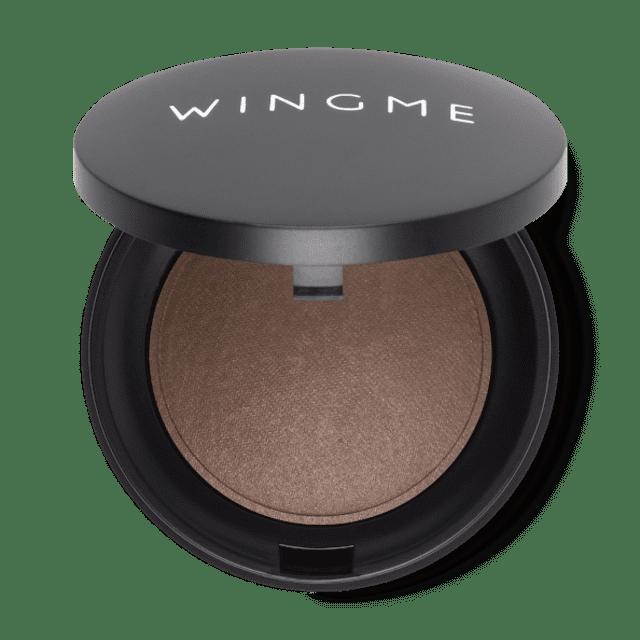Wingme Cosmetics' Brow Jam in Just Met Brownette. Courtesy Wingme Cosmetics.