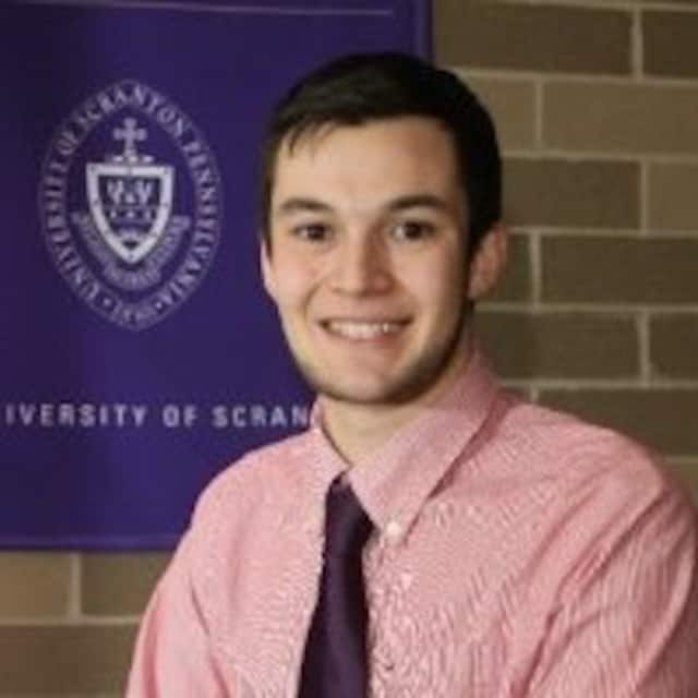 Christopher LoGiurato, of Wilton, has been selected to participate in the 2015-2016 Google Student Ambassador Program.