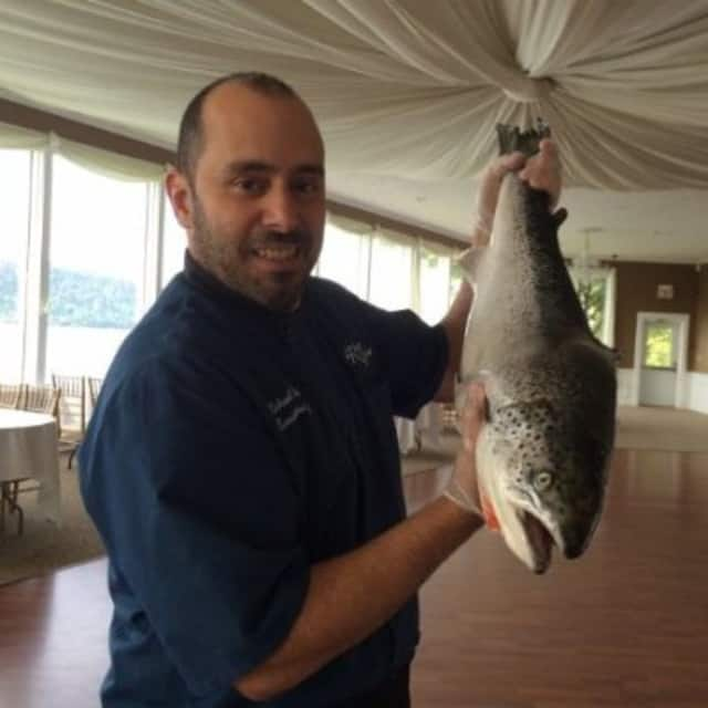Michael Silvestri of Riverview Catering