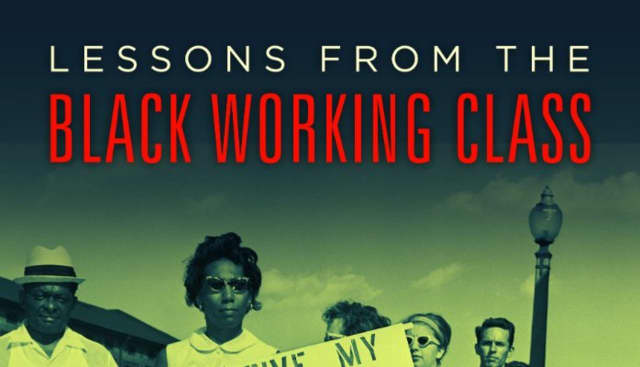 "The author of ""Lessons from the Black Working Class"" will hold a talk at 7 p.m. Feb. 11 as part of a series of events at the Nyack Library during Black History Month."