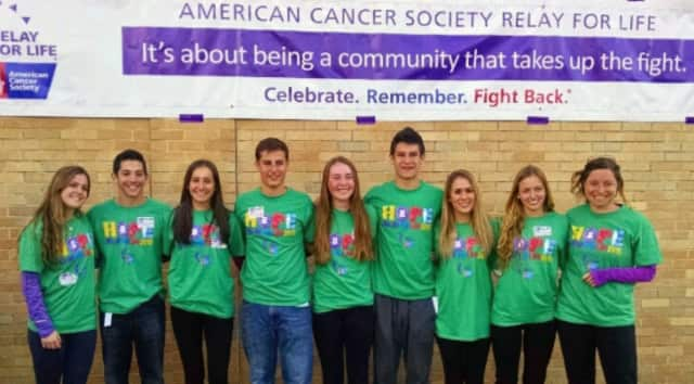 "Harrison High School's first annual Relay for Life event was named ""Rookie Event of the Year."""