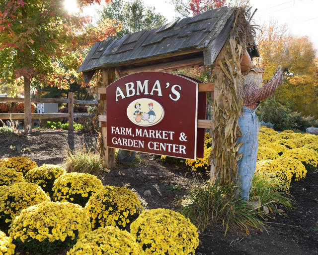 Abma's Farm is going pink for breast cancer this fall.