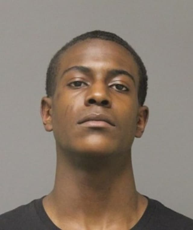 Anthony Abrahams, 18, of Danbury, is facing charges of resisting arrest following a car accident in Brookfield last weekend, police say.