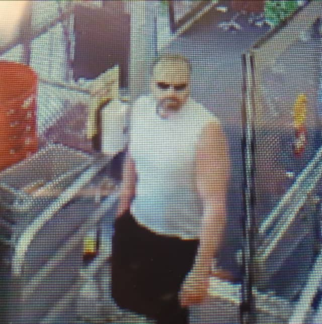 A look at the suspect.