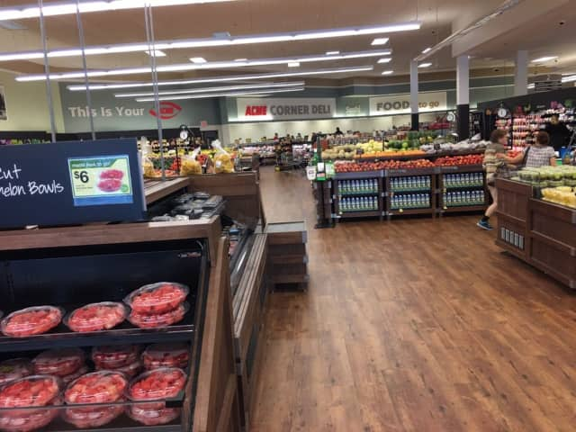 ACME in Mahwah is celebrating its grand reopening.