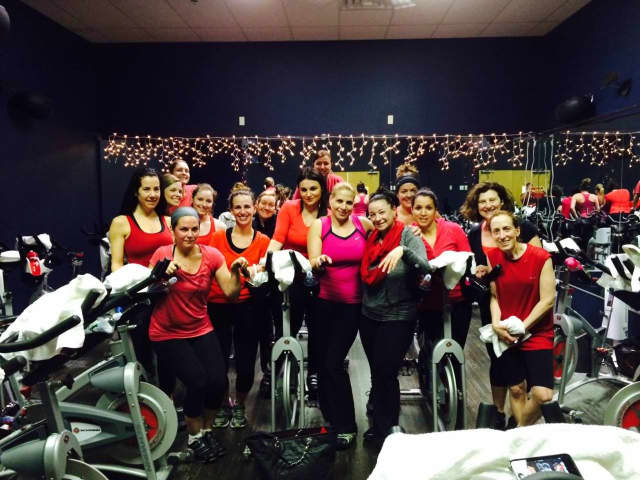 "APOGEE Fitness & Wellness in Bedford Hills is hosting a ""Go Red"" event to raise awareness of women's heart disease."