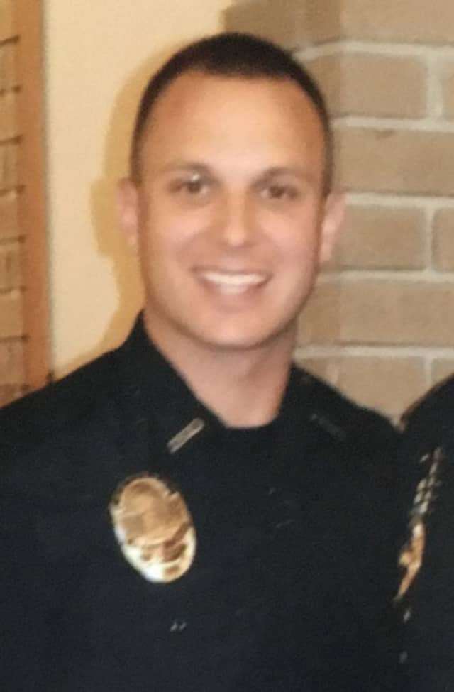 Fort Meyers Police Officer Matthew Zarillo