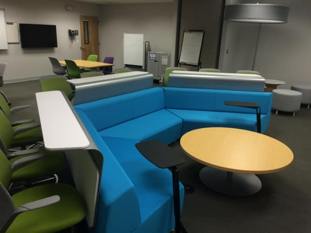 LHRIC Introduced A New Active Learning Center In Harrison